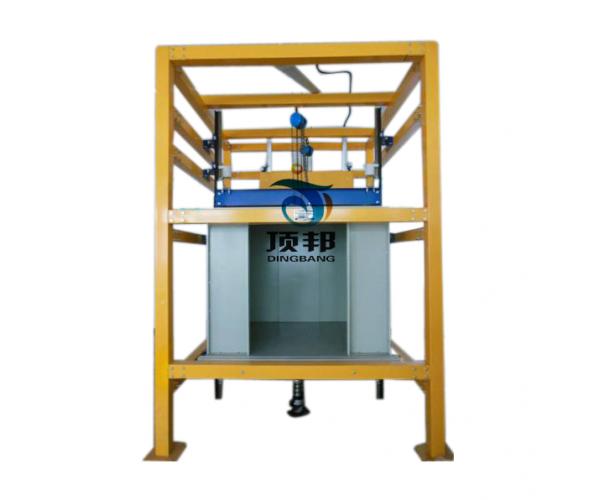 电梯井道设施安装与调试实训装置